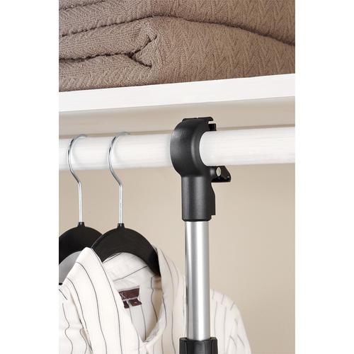 Whitmor Closet Rod System