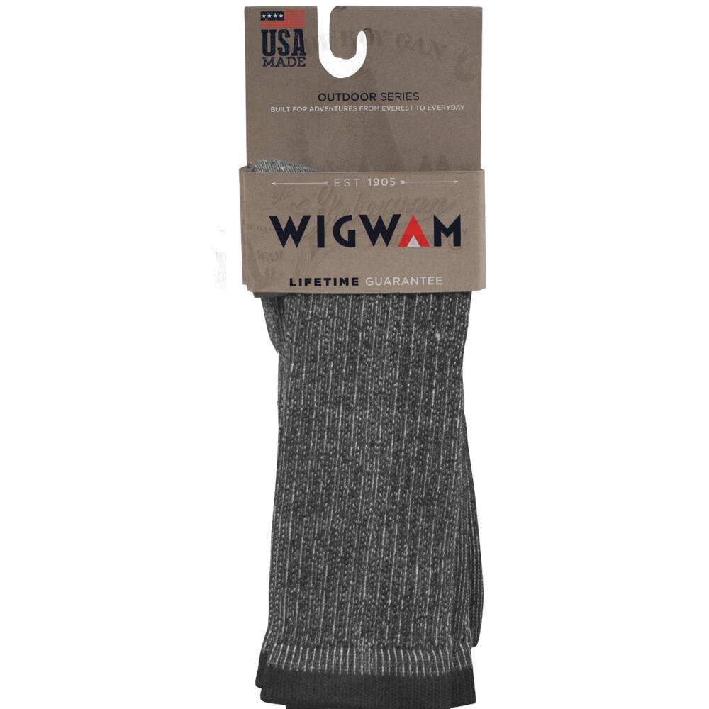 Wigwam Mens Switchback Merino Wool Trail Socks