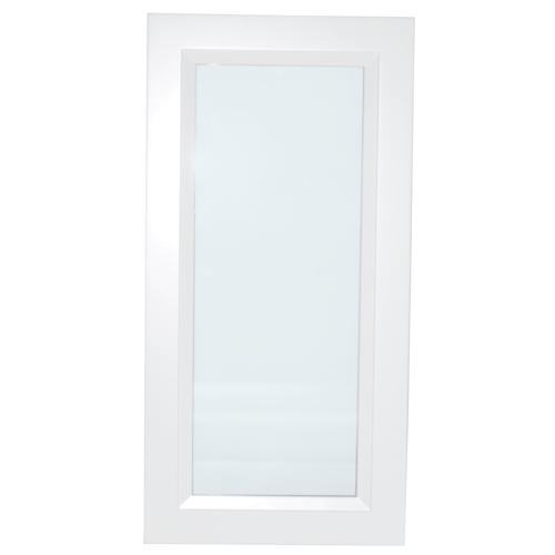 White Kitchen Cabinets At Menards: KLËARVŪE Cabinetry® Cabinet Door With Glass At Menards®