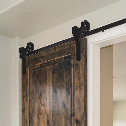 Forge Gavel Barn Door Hardware at Menards®