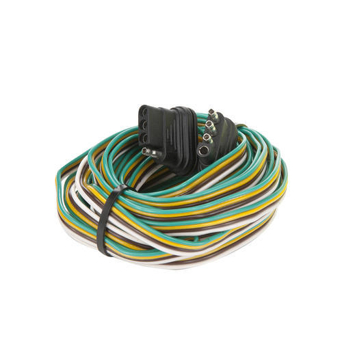 towsmart 24 4 way flat loop trailer wiring kit connector at menards rh menards com