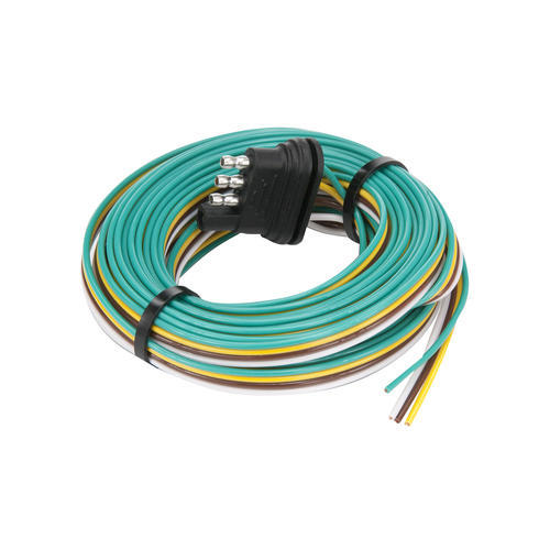 towsmart 4 way flat trailer wiring connector at menards rh menards com