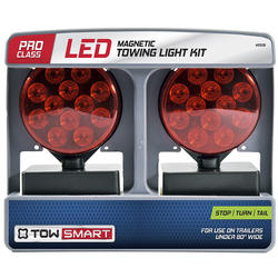 towsmart� led magnetic towing lights
