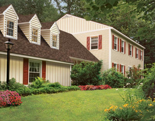 Single 8 Quot X 12 6 Quot Board Amp Batten Vinyl Siding At Menards 174