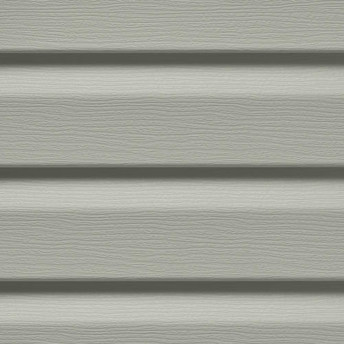 "MainStreet™ Double 5"" x 12' Seagrass Dutchlap Vinyl Siding"
