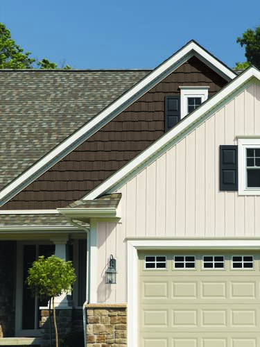 Single 8 X 12 6 Board Batten Vinyl Siding At Menards