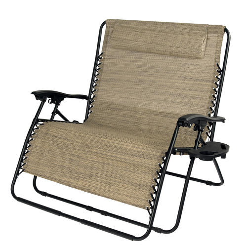 Guidesman 174 Double Zero Gravity Lounger Patio Chair At Menards 174