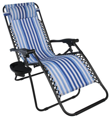 Guidesman 174 Zero Gravity Lounger Patio Chair At Menards 174