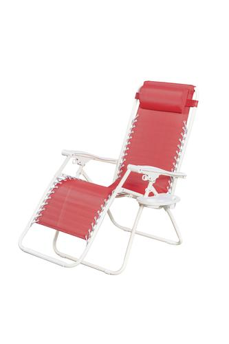 Superb Guidesman Zero Gravity Lounger Patio Chair At Menards Pabps2019 Chair Design Images Pabps2019Com