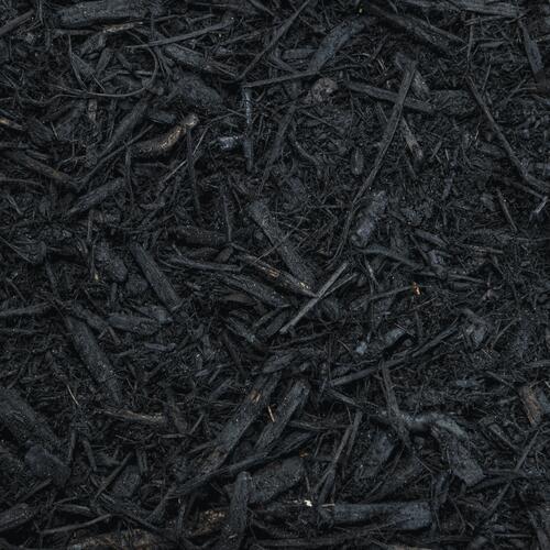 Black Wood Mulch 2 0 Cu Ft At Menards