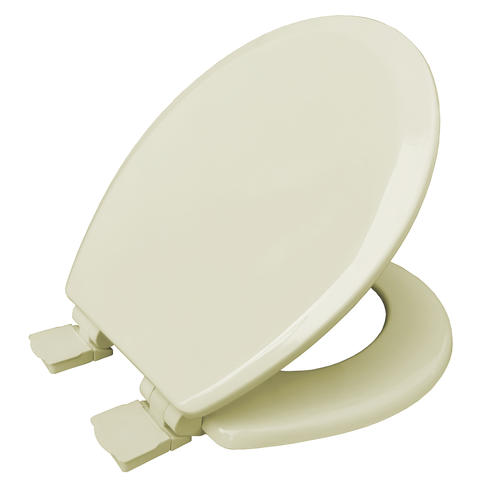 Stupendous Tuscany Slow Close Round Bone Molded Wood Toilet Seat At Onthecornerstone Fun Painted Chair Ideas Images Onthecornerstoneorg