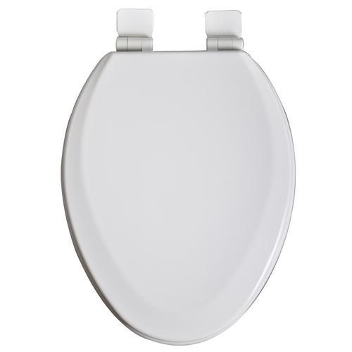Remarkable Tuscany Slow Close Elongated White Molded Wood Toilet Seat Pabps2019 Chair Design Images Pabps2019Com