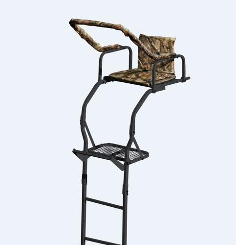 Sniper 174 Avenger Dx 17 Ladder Treestand At Menards 174