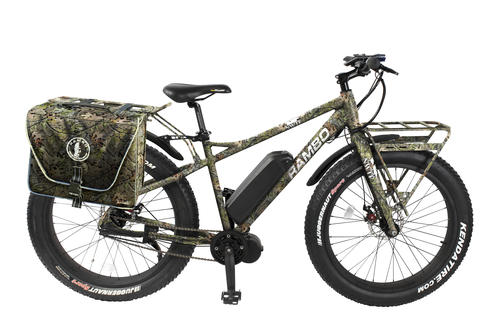 electric bike reviews for hunting