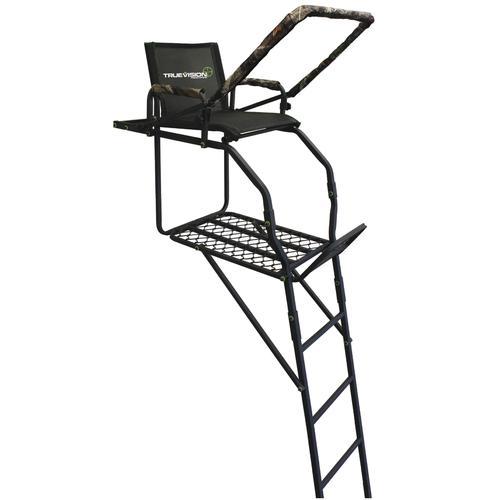 True Vision Solitude 17 Ladder Treestand At Menards 174