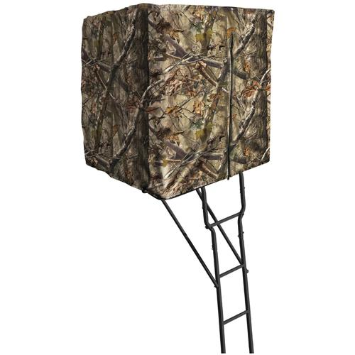 True Vision Universal 2-Person Blind Treestand Enclosure at