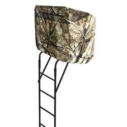 Sniper 174 Striker 17 2 Person Ladder Treestand At Menards 174