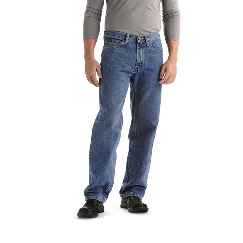 Lee Relaxed Fit Straight Leg Men's Jeans Size 36X36