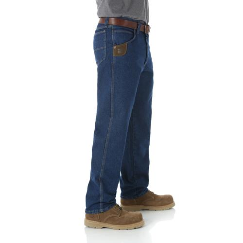 3bb0e76b Wrangler Riggs Workwear® Men's Relaxed Fit Jeans at Menards®