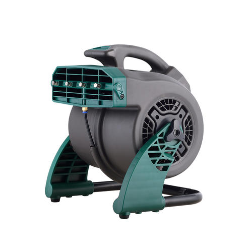 Masterforce™ 3 Speed Portable Outdoor Cooling Misting Fan in