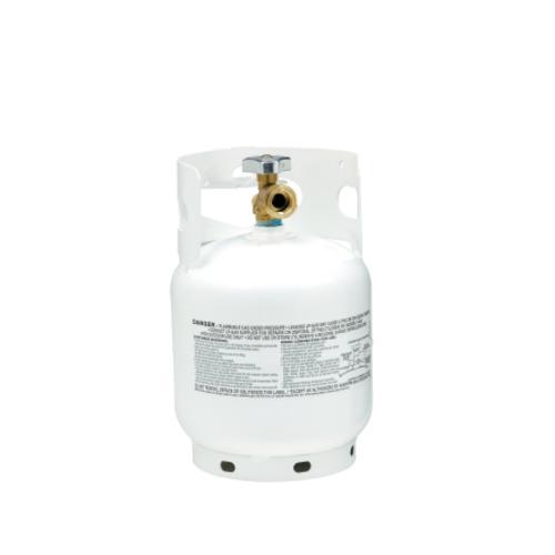 Steel 5-lb Propane Cylinder at Menards®