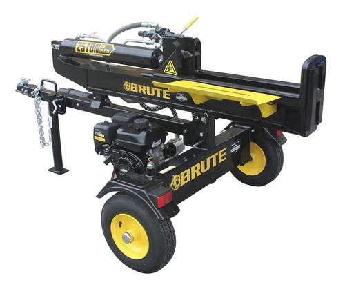 Brute® 25-Ton 208cc Full Beam Gas Log Splitter at Menards®