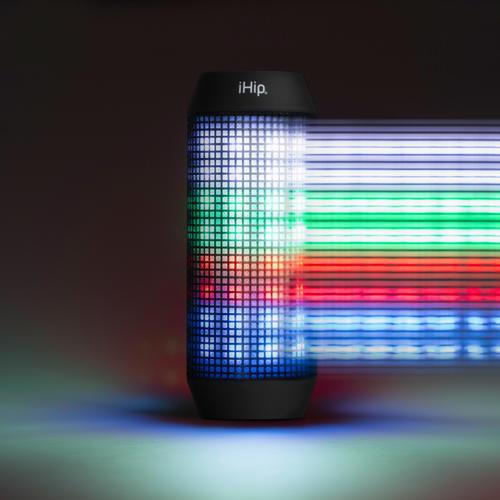 Ihip Bluetooth Flashing Led Speaker At Menards