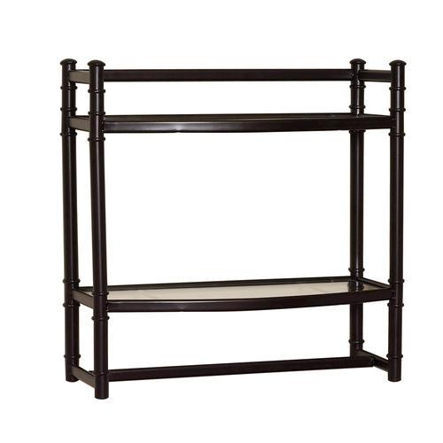 oil rubbed bronze bathroom shelf | My Web Value