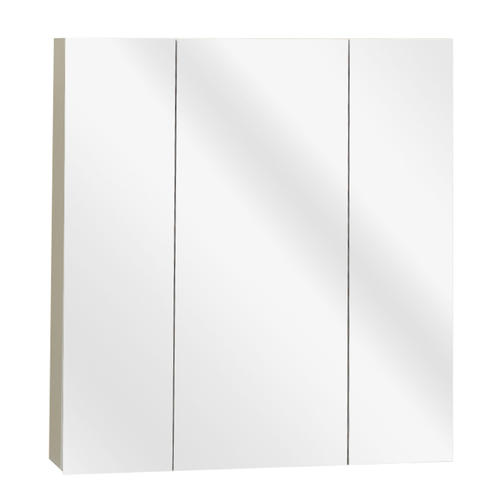 Zenith 24 Frameless Tri View Medicine Cabinet At Menards