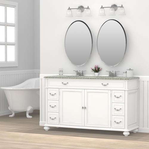 Bathroom Mirror Medicine Cabinet | Zenith Oval Mirror Medicine Cabinet At Menards