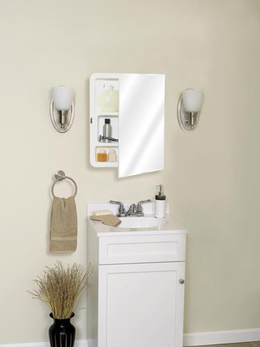 Zenith Rectangle Mirror Medicine Cabinet At Menards 174