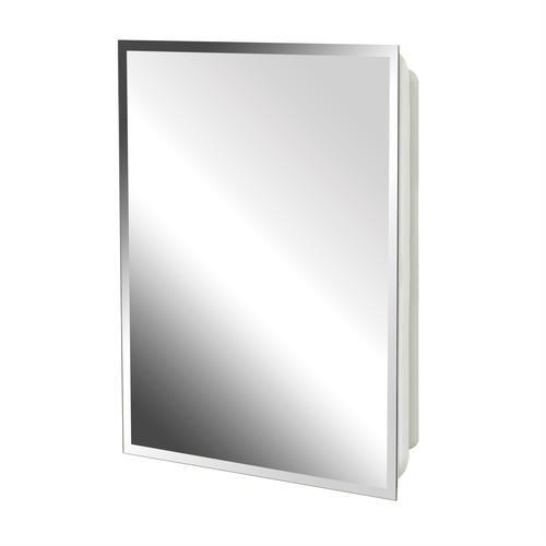 Zenith Rectangle Mirror Medicine Cabinet At Menards 174