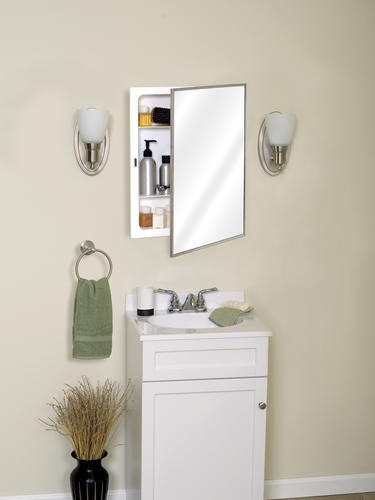 Zenith Swing Door Medicine Cabinet At Menards 174