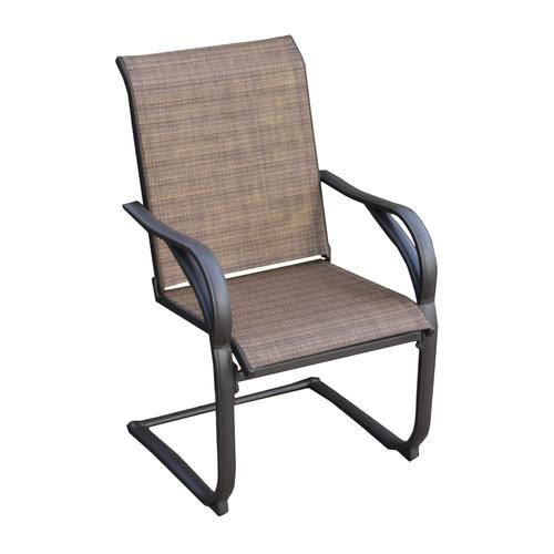 Madison Spring Action Patio Chair At