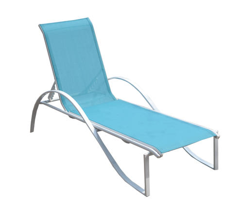 Backyard Creations Stack Chaise Lounge Patio Chair At Menards