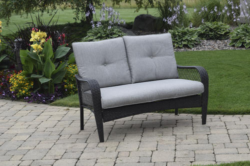 Backyard Creations Hillcrest Patio Loveseat