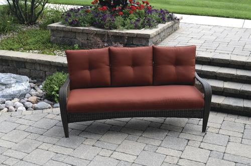 Backyard Creations® Orchard Valley Patio Sofa At Menards®