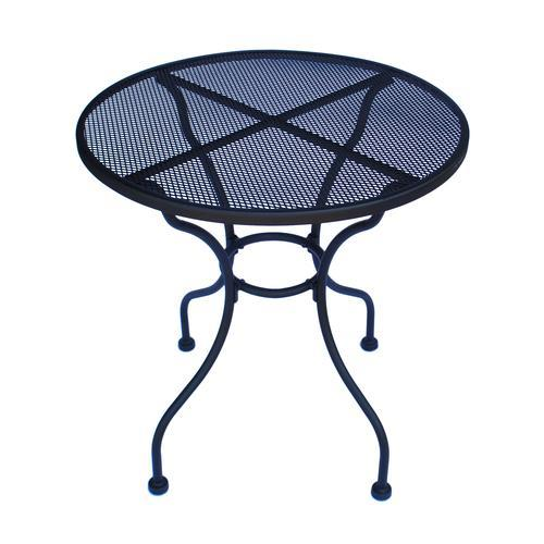 Merveilleux Backyard Creations® Wrought Iron Round Cafe Patio Table At ...