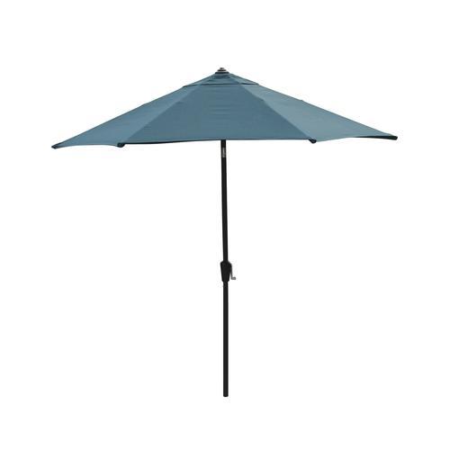 Backyard Creations Cruz Bay 8 Patio Market Umbrella At Menards