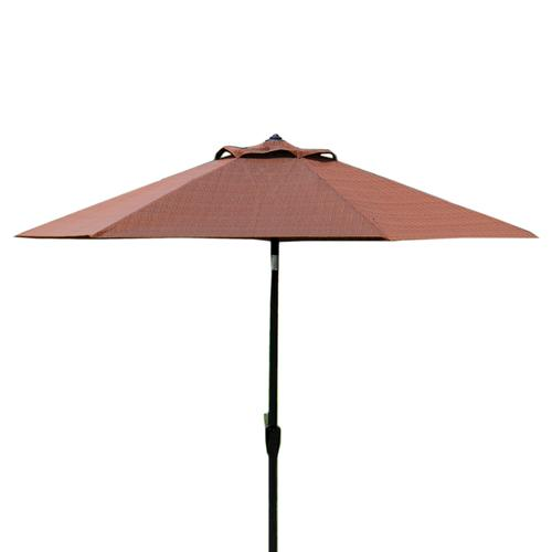 Good Backyard Creations™ Yukon Patio Market Umbrella At Menards®