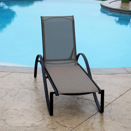 backyard creations stack chaise patio lounge chair at menards. Black Bedroom Furniture Sets. Home Design Ideas