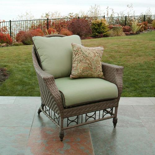 Sterling Home U0026 Patio® Savannah Woven Club Patio Chair At Menards®