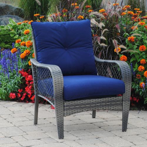 Backyard Creations Aspen Club Patio Chair at Menards