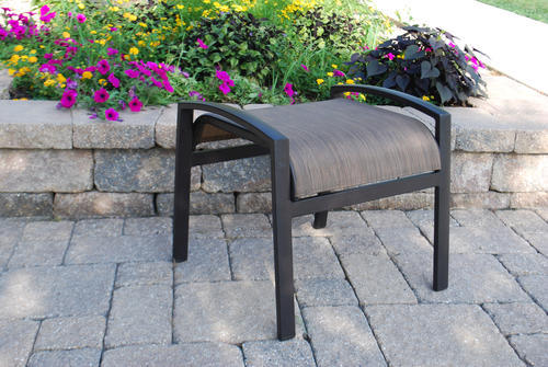 Cool Backyard Creations Universal Patio Chair Ottoman At Menards Gmtry Best Dining Table And Chair Ideas Images Gmtryco