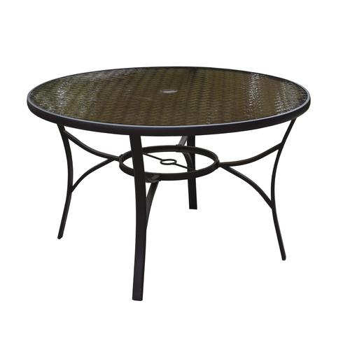 Round Dining Patio Table At Menards