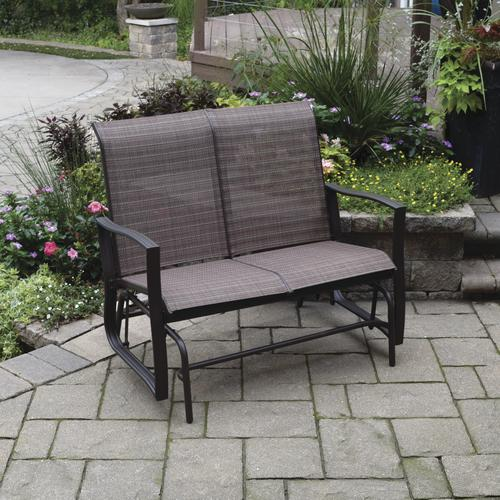 Backyard Creations® Sedona Patio Double Glider At Menards®