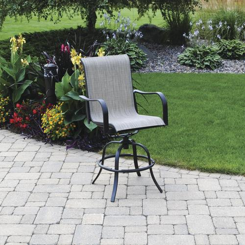Backyard Creations® Collins High Dining Patio Chair