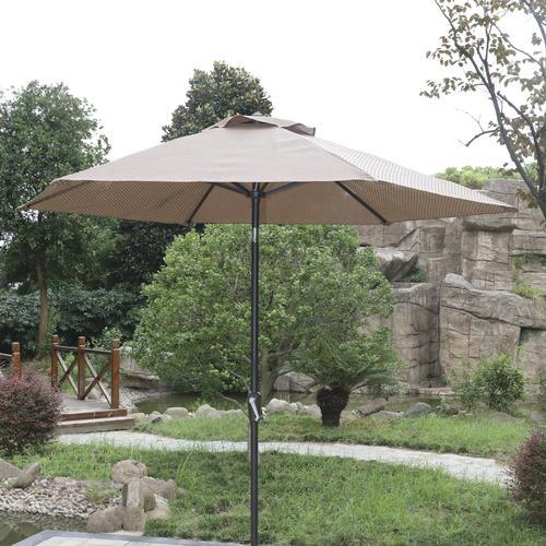 Backyard Creations Taylor 8 Patio Market Umbrella At Menards