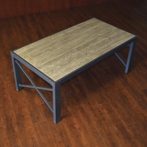 Backyard Creations Rustic Coffee Table At Menards