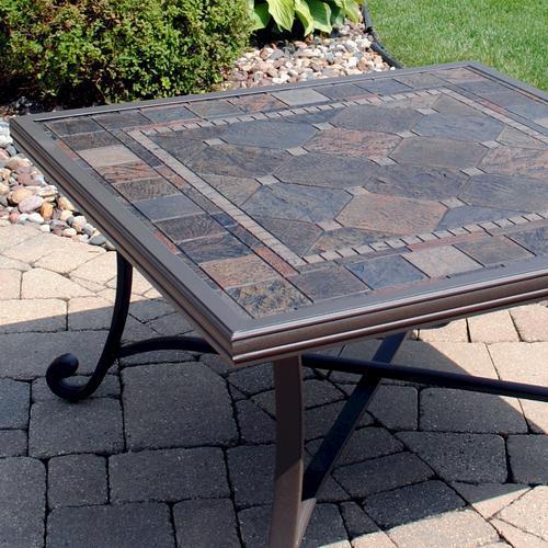 Backyard Creations® Hattington Patio Chat Table At Menards®